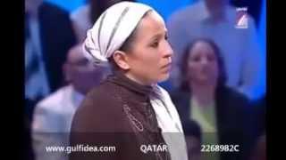 ام مغربيه حقيره ترفض ابنها !!! - YouTube.flv