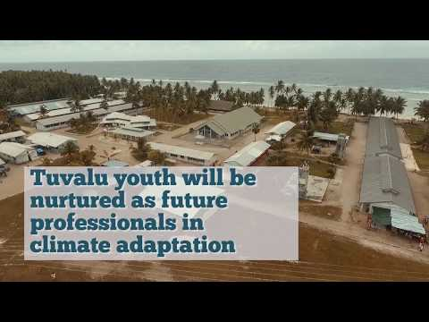 Building resilience to climate change in the Pacific: Tuvalu Coastal Adaptation Project