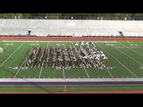 Vidor High School Band 2015 - UIL Region 10 Marching Contest
