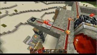 Minecraft Let's Build, punchcard program, Lochkartenprogramm, Part I