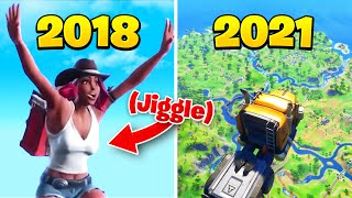 Fortnite's History of Glitches