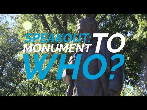 NOT OUR STATUE: Speak Out in Solidarity  For the Reproductive Rights of Women of Color