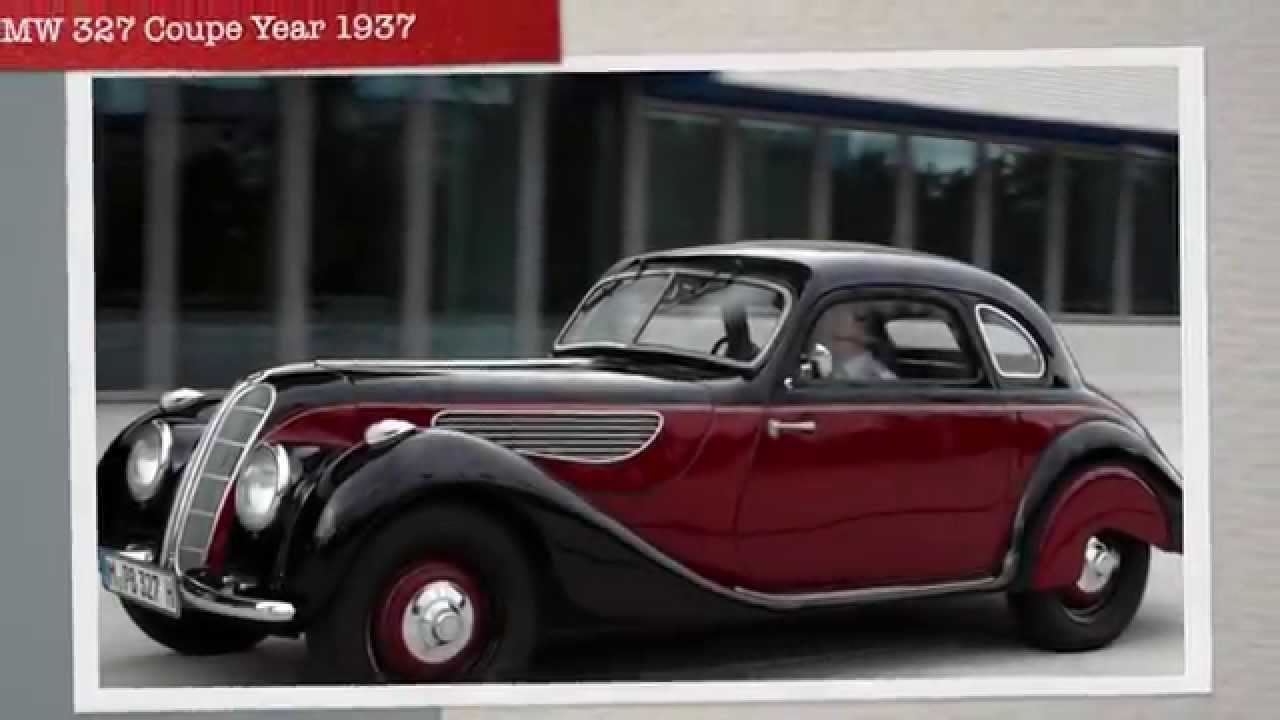 BMW 327 Coupe Year 1937 - YouTube
