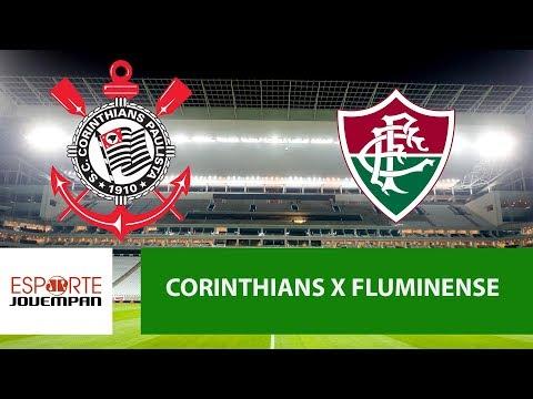 Corinthians 2 x 1 Fluminense - 15/04/18 - Brasileirão