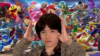 Will Daddy Sakurai ever get appreciated | New Smash Trailer | New Fake Smash Ultimate Leaks