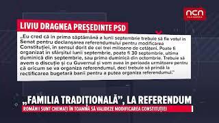 """Familia traditionala"", la referendum"