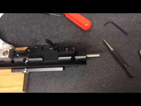Air Arms TDR Anti Tamper Disc Removal Part 1