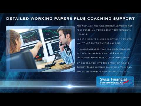 Learn trading - Video Course with Berndt Ebner for Forex, Futures, Stocks, Commodities