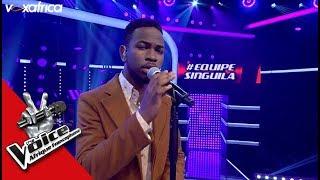 Fulbert « L'envie d'aimer » de Daniel Lèvi I Les Epreuves Ultimes The Voice Afrique 2018