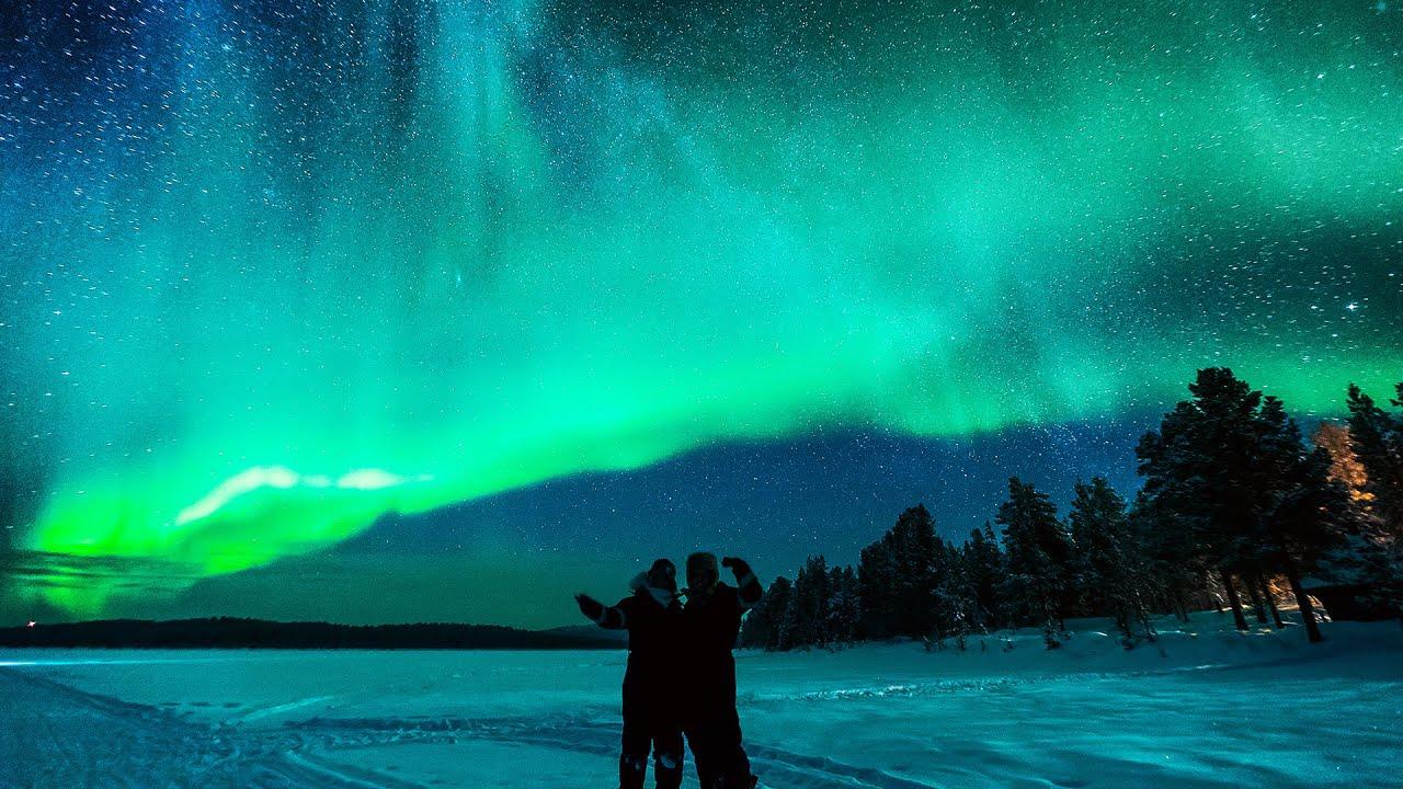 ho fotografato l 39 aurora boreale avventure artiche pt 2