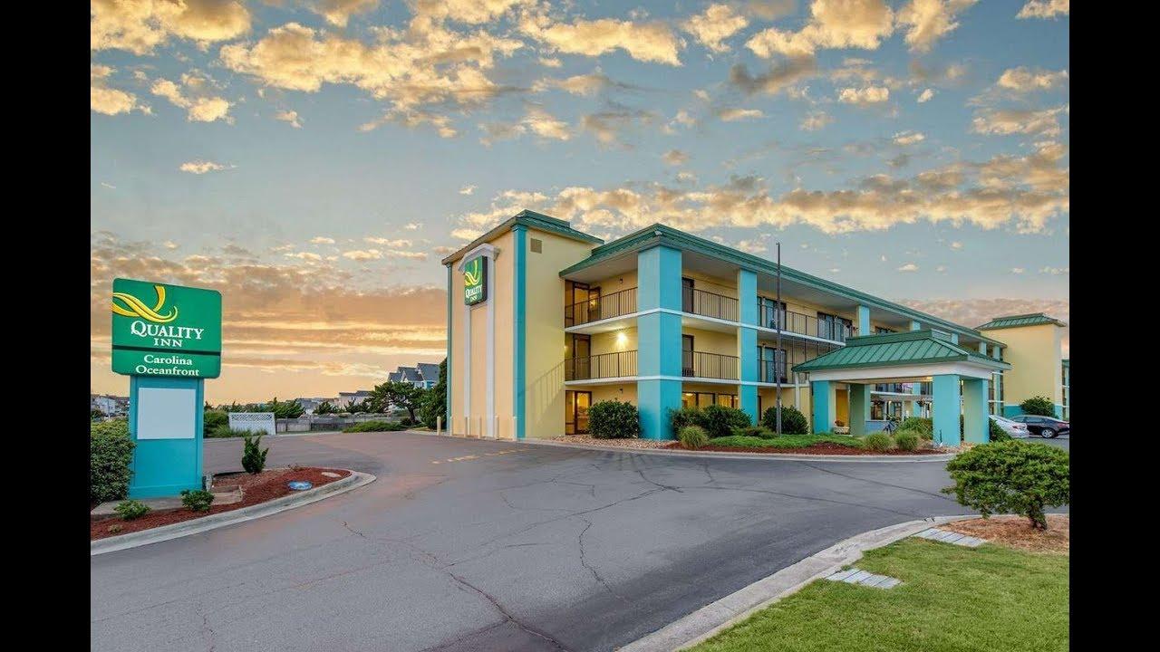 Quality Inn Carolina Oceanfront Kill Devil Hills Hotels North