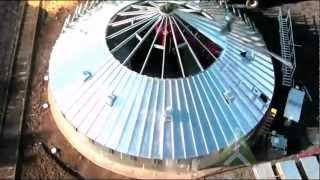 Строительство элеватора-зернохранилища(, 2012-12-16T15:05:16.000Z)