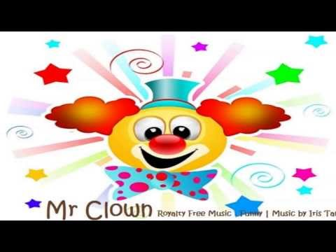 Funny  - Mr Clown  jungle