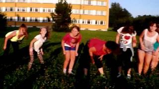 Iwonicz-Taneczne Lato 2014-Shake Up Your Bum
