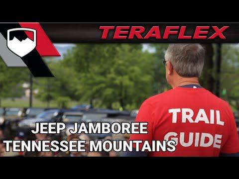 TeraFlex: Tennessee Mountains Jeep Jamboree