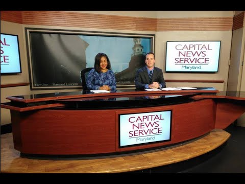 Maryland Newsline | Capital News Service's Daily Newscast/V2-031318