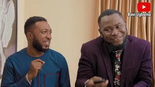 Download Bovi Ugboma Comedy - Banana Republic (Episode 5) (President Angry With Davido) - Bovi Ugboma