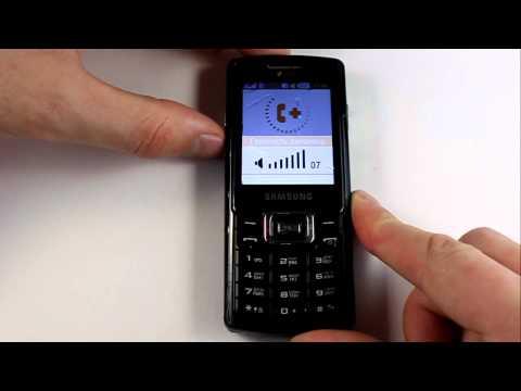 TechnoCrash#31: Samsung C5212i: Immersion in water for 20 sec.