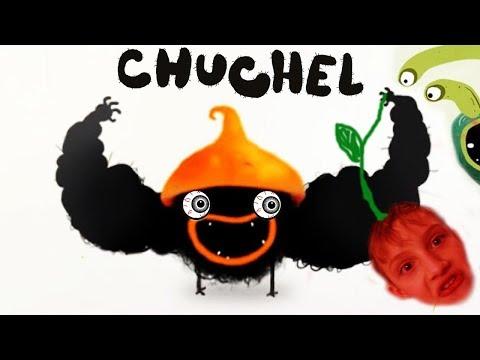 ПРИКЛЮЧЕНИЯ ЧУЧЕЛ мультик игра для маленьких детей  - игровой мультфильм 2018 Chuchel Летсплей