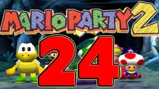 Lets Play Together Mario Party 2 - Part 24 - Fire legt sich mit mir an