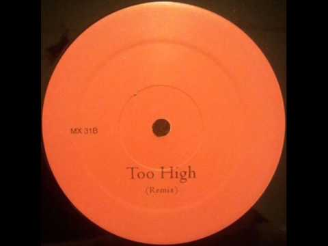 STEVIE WONDER - Too High (Remix)