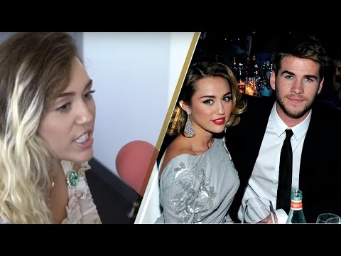 Miley Cyrus SPILLS on Her First Breakup with Liam Hemsworth