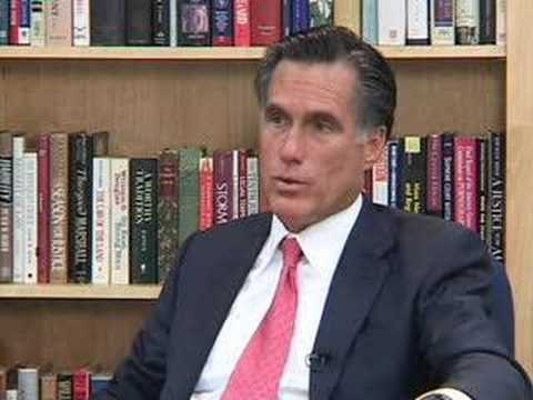 Mitt Romney: Massachusetts health care