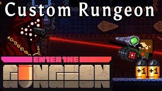 Enter the Gungeon | Ultra Sniper Time! | Custom Rungeon