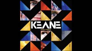 Keane- Spiralling with Lyrics