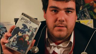 Persona 3 Portable PSP Unboxing & Review