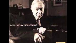 Mieczyslaw Horszowski plays Bach Partita No. 2 in C minor