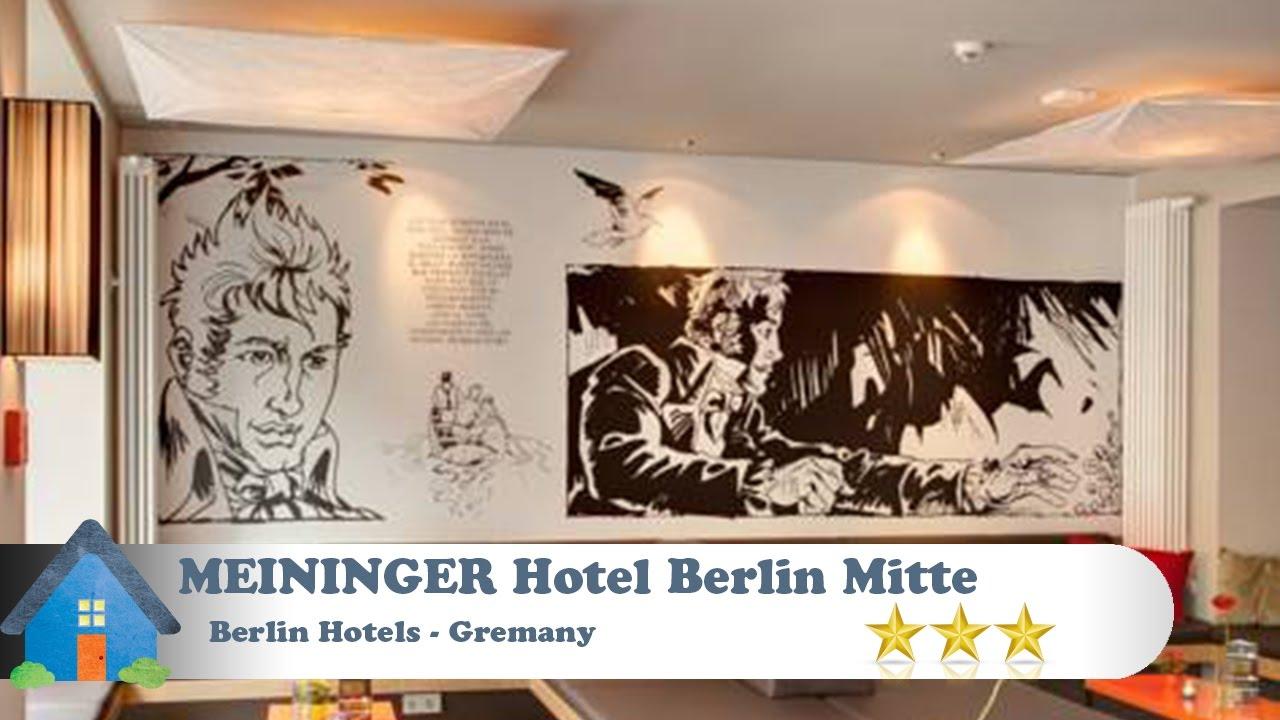 Berlin Meininger Hotel Mitte