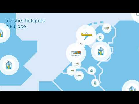 Holland International Distribution Council - Logistics Hotspots in Europe