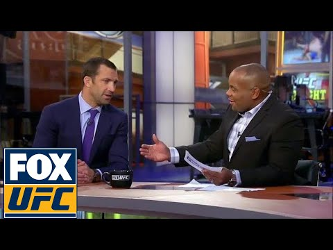 Luke Rockhold dropped by UFC Tonight to talk about his future in the middleweight division.