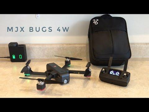 MJX Bugs 4W Review