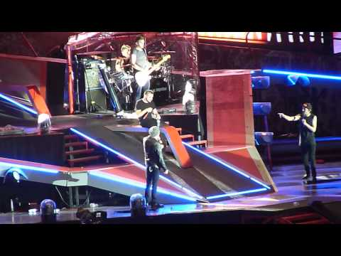 One Direction  Viva La Vida Coldplay  Turin 672014