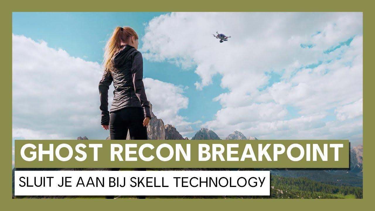 Ghost Recon Breakpoint: Sluit je aan bij Skell Technology
