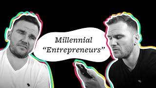 "Stuff ""Lifestyle Entrepreneurs"" Say #dailygrind #superblessed #hustleculture"
