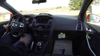 Ford Focus - тест драйв