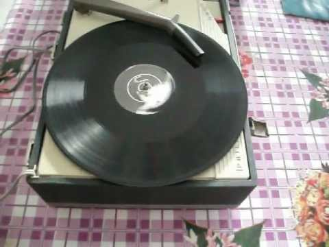 Beatles Rare Disco 78 Rpm Musica Yesterday