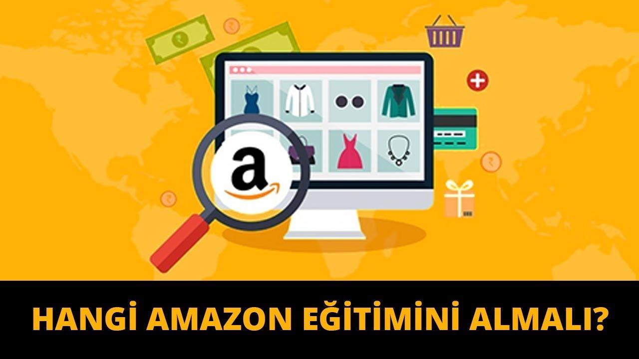 Amazon Satış Eğitimi Satanları İnceleyelim