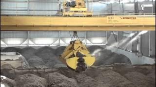 Кран мостовой грейферный для предприятия Schwenk Zement Bernburg(Кран мостовой грейферный г/п 3,5 тонн для предприятия Schwenk Zement Bernburg., 2013-11-01T15:28:47.000Z)