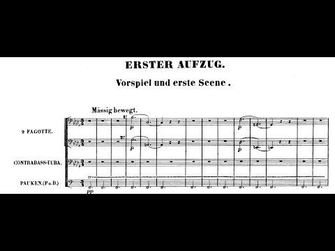 SIEGFRIED by Richard Wagner (Audio + Full Score)