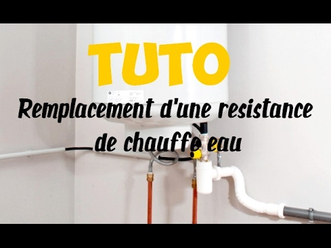 tuto remplacement d 39 une r sistance de chauffe eau youtube. Black Bedroom Furniture Sets. Home Design Ideas
