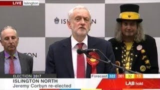 Jeremy Corbyn Calls For Prime Minister Theresa May To 'GO!'