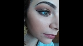 Thanksgiving Makeup Tutorial Thumbnail