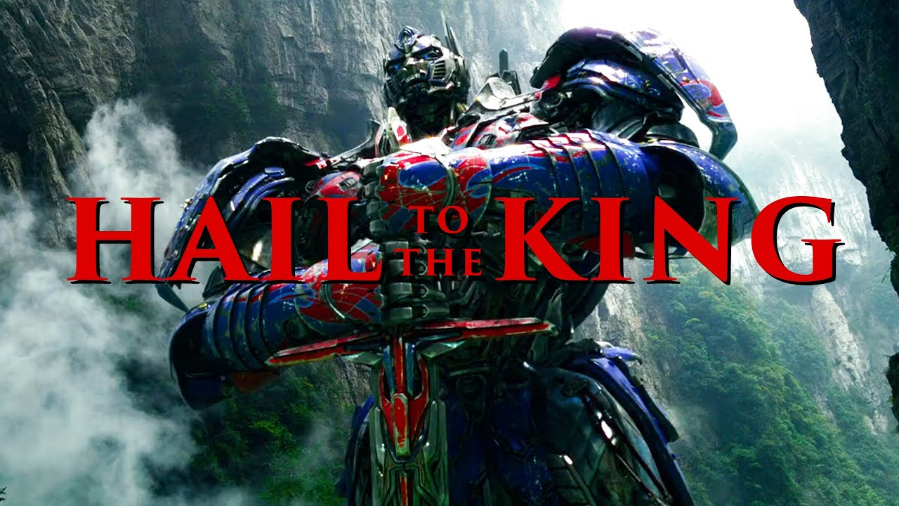 Download Transformers | Hail to the King