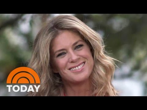 Supermodel Rachel Hunter On Finding Real Beauty  TODAY