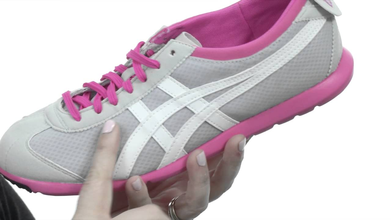 b8f10e9b0ad Onitsuka Tiger by Asics Rio Runner™ SKU  8055843 - YouTube
