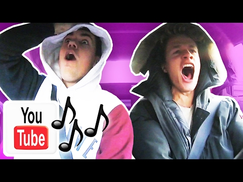 YouTuber Carpool Karaoke